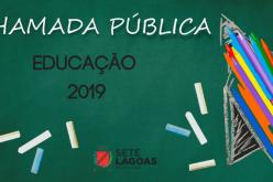 Educação inicia Chamada Pública de profissionais nesta sexta-feira