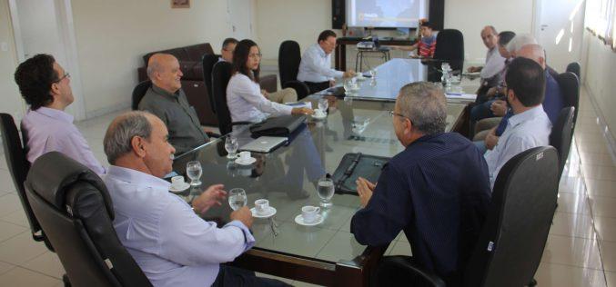 Prefeito conhece projeto de nova ferrovia que vai ligar Sete Lagoas ao Espírito Santo