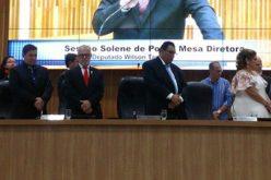 Câmara Municipal de Sete Lagoas: Nova Mesa Diretora toma posse