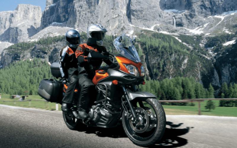 Dicas para viajar de moto