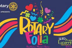 1º Rotary Folia agita Praça do Escorrega com pré-carnaval
