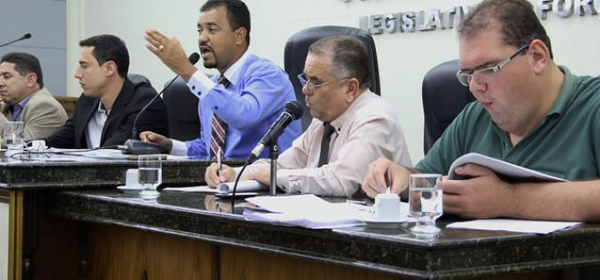 Sem esconder vontade de trabalho, vereadores fazem primeira Ordinária do ano