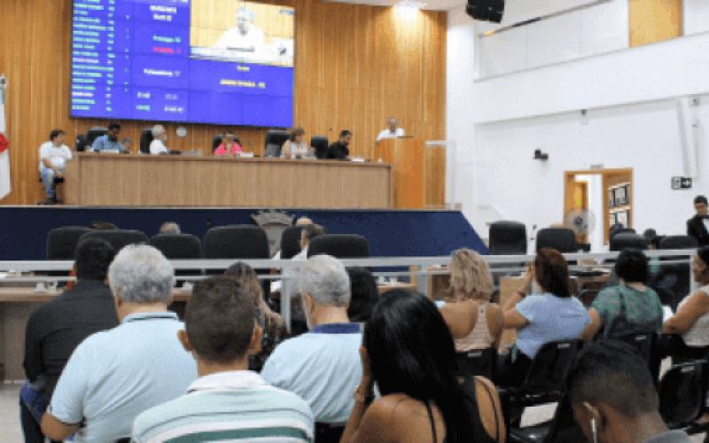 Vereadores têm contato com estudo sobre APAs Marinheiro e Machado