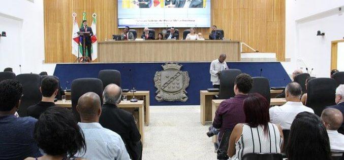 Nova Mesa Diretora inicia trabalhos, nessa terça-feira (05), com extensa pauta de votações