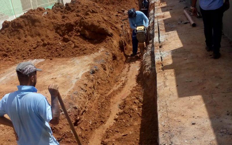 SAAE anuncia etapa final de obra na Piauí
