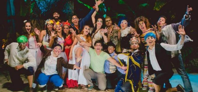 Escola Livre de Teatro divulga agenda de cursos para 2019