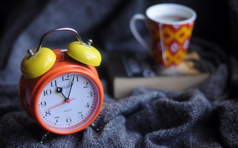 Fim do horário de verão pode desregular o sono