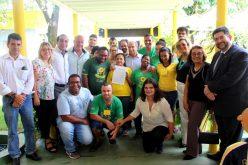 Doação de terreno para APAE é oficializada pelo prefeito Leone Maciel