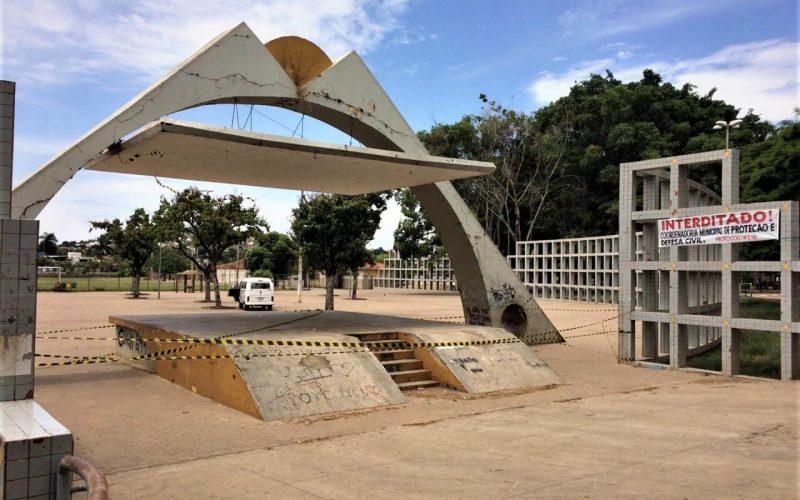 Palco do Parque Náutico da Boa Vista será reformado pela Prefeitura