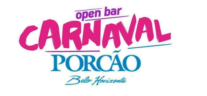 Carnaval   do Porcão apresenta mistura de ritmos e open bar durante a folia
