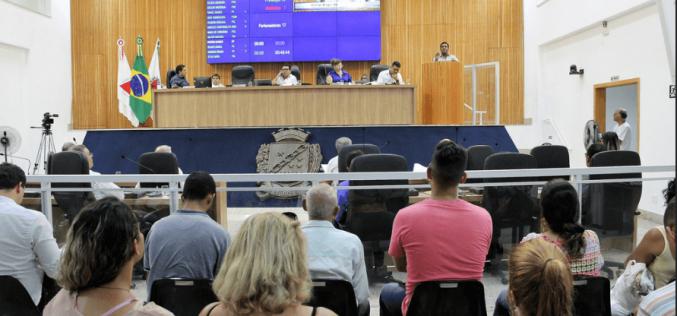 Por unanimidade, vereadores aprovam código de ética da Câmara