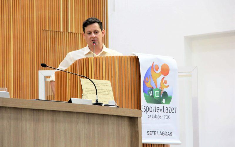Sessão solene comemora 1 ano de Pelc em Sete Lagoas