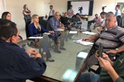Prefeito Cláudio Caramelo participa de sabatina e revela primeiras ações