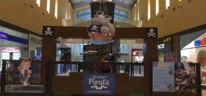 Aventura Pirata e Desafio Radical chegam no Shopping Sete Lagoas