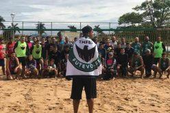 Torneio de Futevôlei movimenta o Parque Náutico da Boa Vista