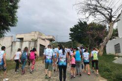 Caminhada da Água envolve centenas de pessoas em Sete Lagoas