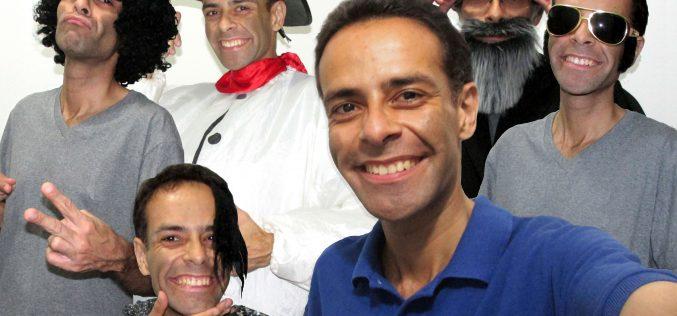 Ricardo Bello garante risadas com show de humor em Belo Horizonte