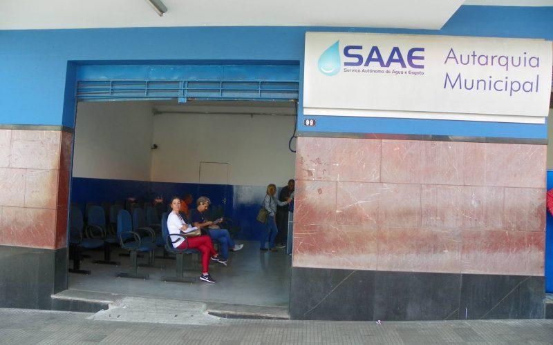 Anistia sobre juros também vale pro SAAE