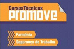 Rede de Ensino Promove abre inscrições para cursos técnicos em Sete Lagoas