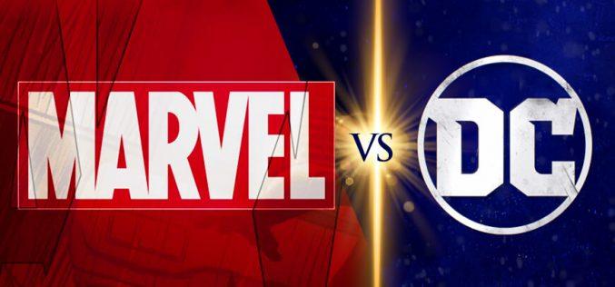MARVEL X DC : guerra nas bilheterias! Quem vai ganhar?