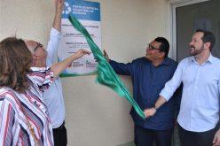 Ponto de coleta de resíduos sólidos é inaugurado no bairro Cidade de Deus