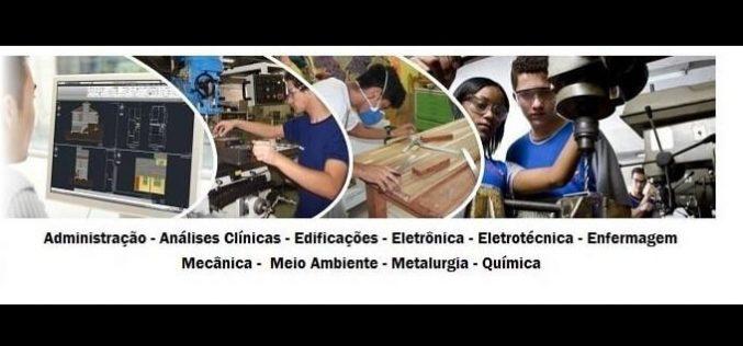 Escola Técnica em Sete Lagoas abre inscrições para processo seletivo 2/2019