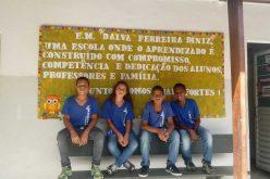 Alunos de escola municipal conquistam 2º lugar em fase da Olimpíada de Raciocínio