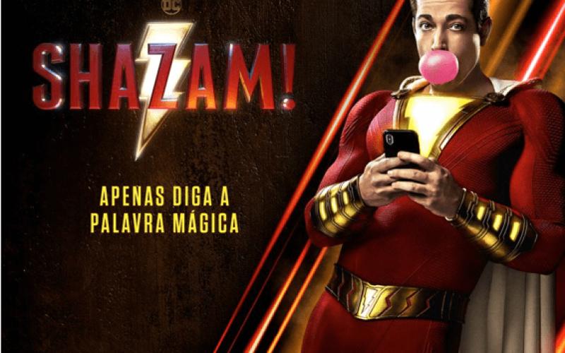 Shazam : Filma da DC é o destaque das telonas neste fim de semana