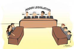 Com licenciamento de Caramelo, Gilberto Doceiro volta ao Poder Legislativo