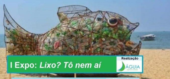 Semana do Meio ambiente : I Expo: Lixo ? Tô nem ai