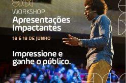 Workshop Apresentações Impactantes: Como desenvolver habilidades e impactar pessoas em sua apresentação
