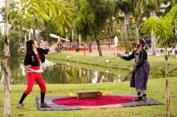 Ovorini apresenta em Sete Lagoas: (Le Cirque du Sonóis)