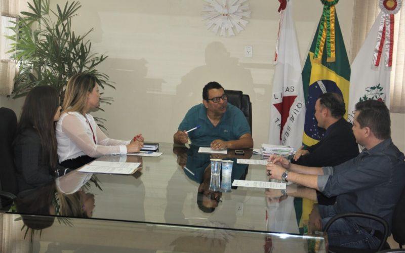 Reunião na Prefeitura trata de ações para fortalecer o Judiciário na comarca