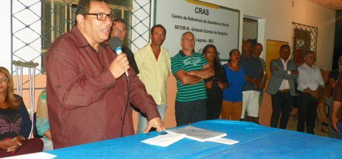 Parceria entre Prefeitura e empresa garante melhorias no Quintas da Varginha