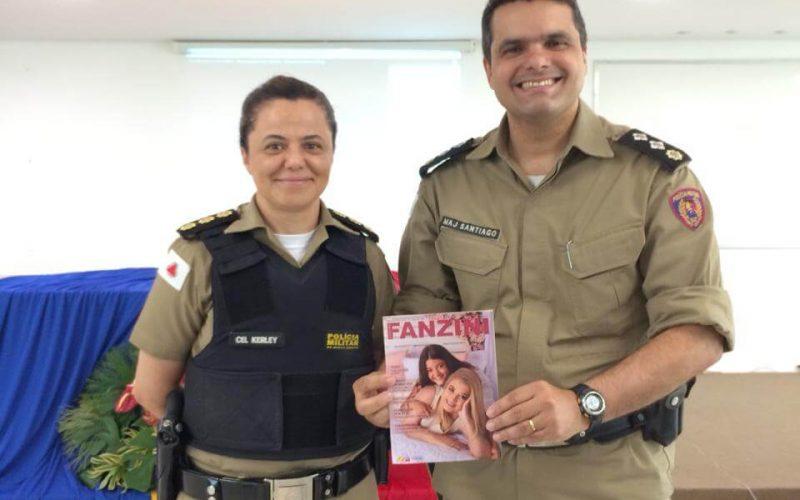 Fanzini marca presença no I WORKSHOP DE COMUNICAÇÃO ORGANIZACIONAL – 19ª RPM