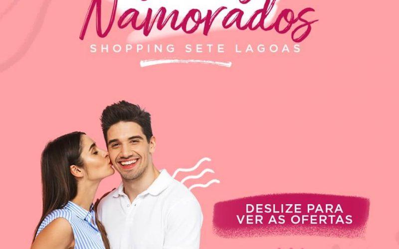 Shopping Sete Lagoas cria cenário para namorados