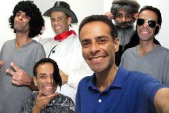 Risadas e muita diversão com o stand-up de Ricardo Bello