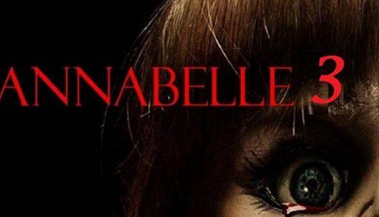 Destaque de cinema : Annabelle 3