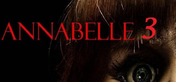 Destaque de cinema : Annabelle 3