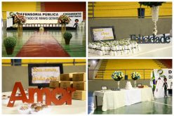 Defensoria Pública de Minas Gerais promove a primeira edição do Casamento Comunitário em Sete Lagoas