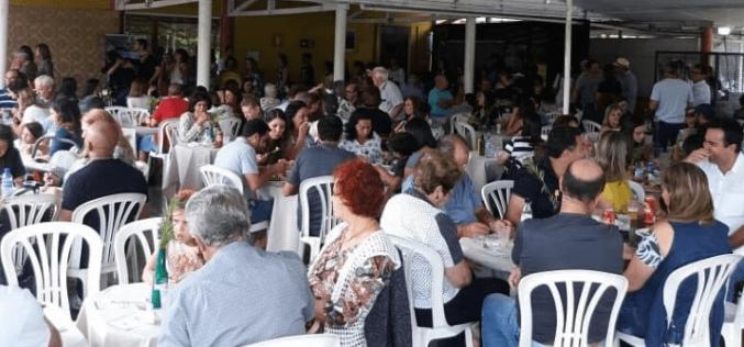 Observatório Social realiza almoço beneficente neste domingo, 14