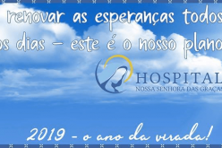 Hospital Nossa Senhora das Graças realiza bazar para arrecadar fundos