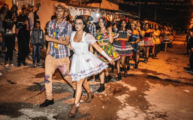 Diário de um fotógrafo: festa julina na minha rua + casamento da roça