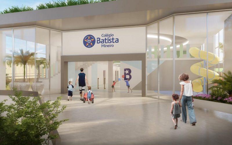 Colégio Batista Mineiro: Arquitetura e Pedagogia