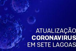 Sete Lagoas tem semana com menor número de notificações para coronavírus desde o início da pandemia