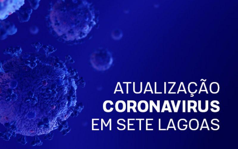 Sete Lagoas tem dia sem novos resultados positivos para novo coronavírus