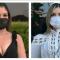 Máscaras de luxo : Proteção com estilo