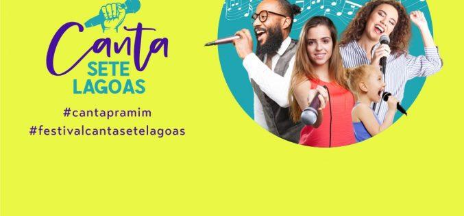 Regulamento Festival Canta Sete Lagoas 2020