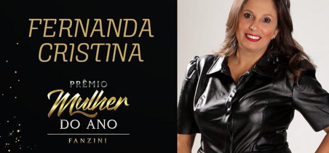 Mulher do ano 2020: Fernanda Cristina