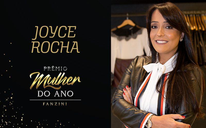 Mulher do Ano 2020: Joyce Rocha